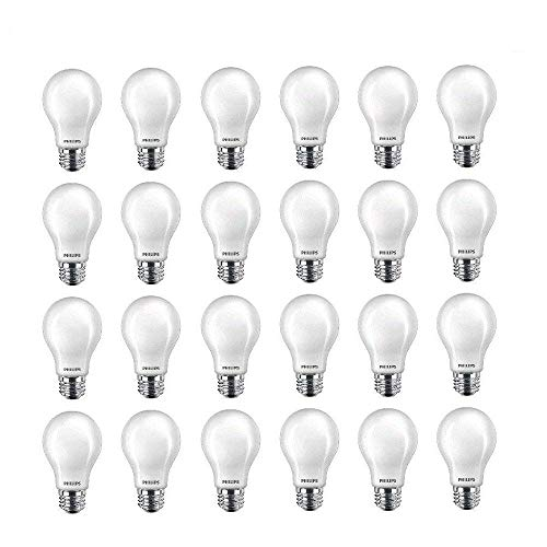 Philips LED 545921 Non-Dimmable A19 Light Bulb: 800-Lumen,...
