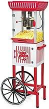 Nostalgia PC25RW 2.5 oz Popcorn & Concession Cart, 48