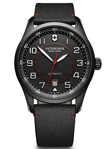 Victorinox Airboss Automatikuhr Black Edition Swiss Made