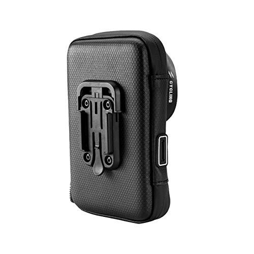 Fahrrad Fahrrad Motorrad Handyhalter für Motorständer wasserdichte Koffer Tasche Abdeckung Lenkerhalterung für Telefon