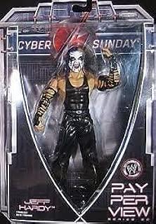 WWE Jeff Hardy Cyber Sunday Figure