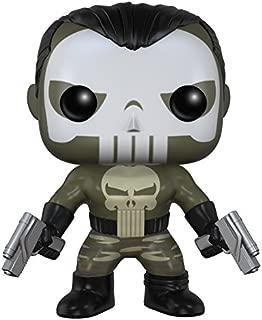 Funko POP Marvel: Nemesis Punisher Action Figure