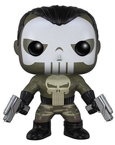 Funko POP! Marvel: El Castigador Némesis