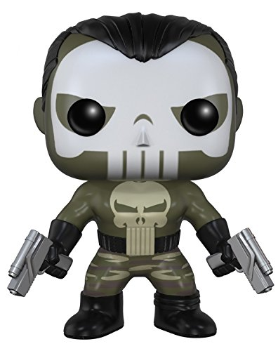 Funko POP! Marvel: Nemesis Punisher