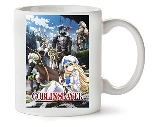 George Graphics Goblin Slayer Anime Artwork Klassische Teetasse Kaffeetasse