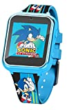 Sonic the Hedgehog Touchscreen Interactive Smart Watch (Model: SNC4141AZ)