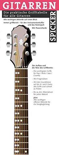 GITARREN SPICKER - arrangiert für Gitarre [Noten / Sheetmusic] Komponist: STAHL BERND
