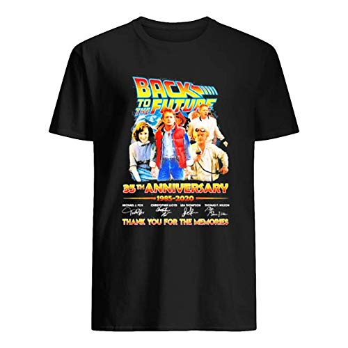 Back To the future 35th anniversary 1985-2020 T-shirt