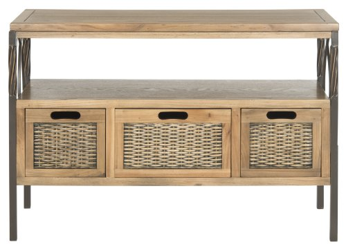 Safavieh Console, Bois, 35 x 91 x 62,99 cm