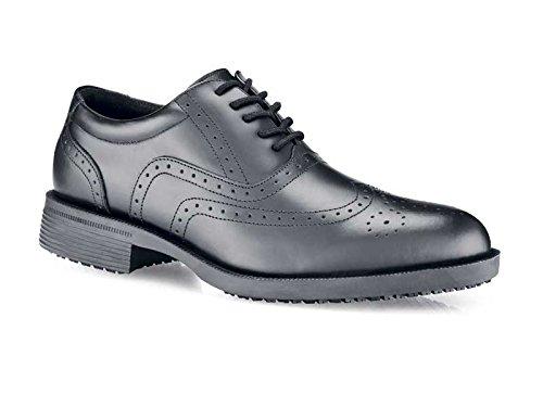 Shoes for Crews Executive Wingtip II - Ce Cert Scarpe e Borse Uomo, Nero (Black), 41     EU (7 UK)