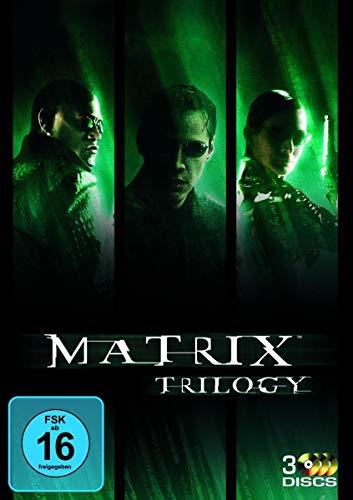 Matrix Trilogie [3 DVDs]