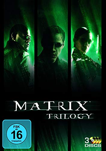 Matrix Trilogie [3 DVDs]
