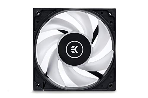 EKWB EK-Vardar EVO 120ER RGB 120mm PWM Fan, 2200 RPM, Black
