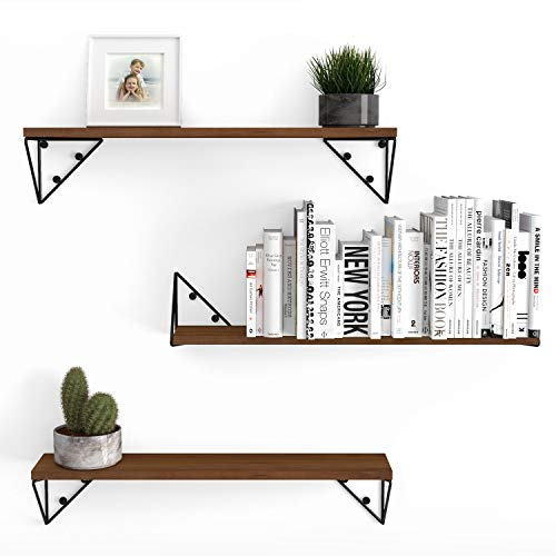 Walnut Shelving Unit