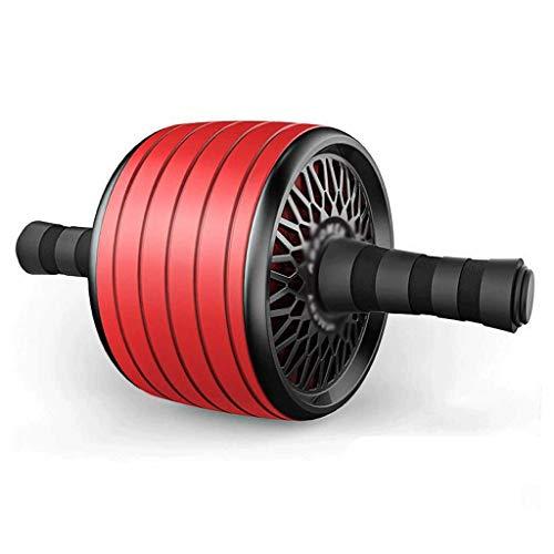 FJLDX Rebote automático y múltiple Rodillo ángulos Core Entrenamientos, AB de la Rueda de la Aptitud del Ejercicio Abdominal Crunch Equipo de Entrenamiento for el hogar Entrenamientos