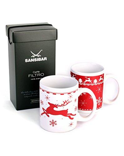 Kaffee-Präsent Sansibar