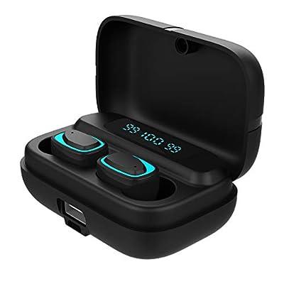 True Wireless Earbuds-QANGEL Mini Bluetooth Hea...