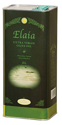 そらみつ EXオリーブ油 エライアグリーン 缶 5L