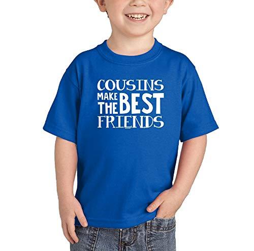 Cousins Make The Best Friends - Matching Infant/Toddler Cotton Jersey...