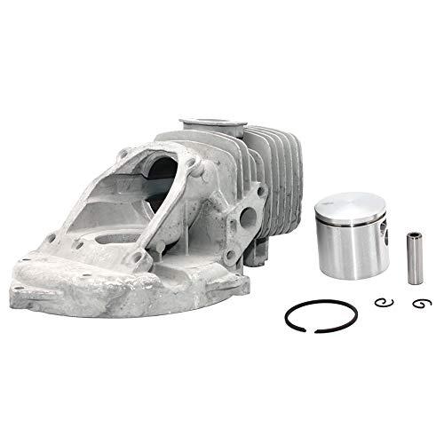 Yookai Kit de pistón de Cilindro para Oleo Mac Sparta 25 25TR 26250 250TR 250T 260 Efco 8200 8220 8260 4161570R