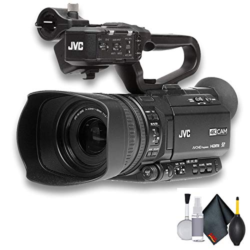 JVC GY-HM250 UHD 4K Streaming Camcorder...