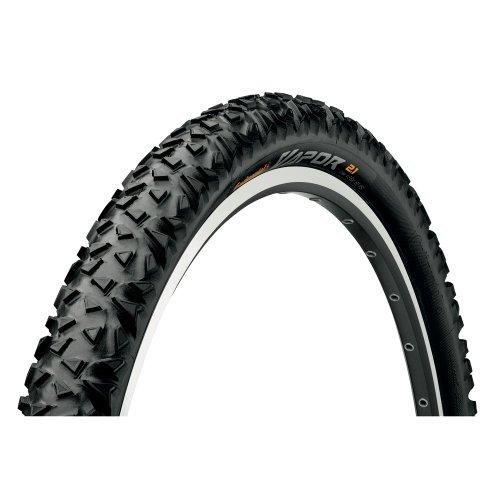 Continental Unisex– Erwachsene MTB-Reifen Vapor 2.1 Fahrradreifen, Schwarz, 26 x 2.10 (54-559)