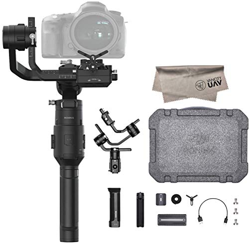 2019 DJI Ronin-S Essentials Kit 3-Axis Gimbal...