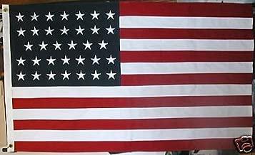 34 Star, American Civil War Flag...COTTON