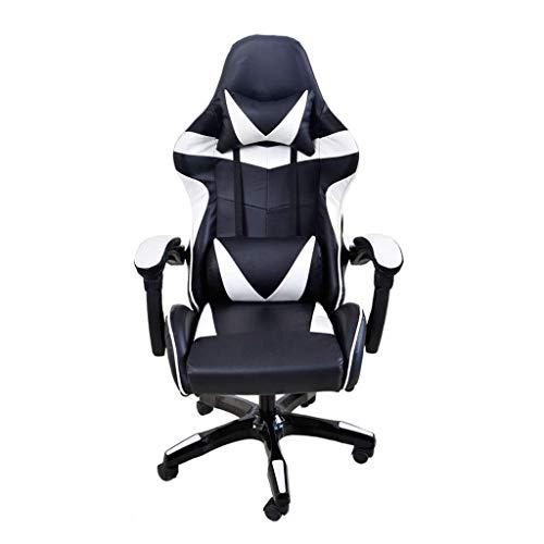 TZZ High-Back Gaming Chair, PU...