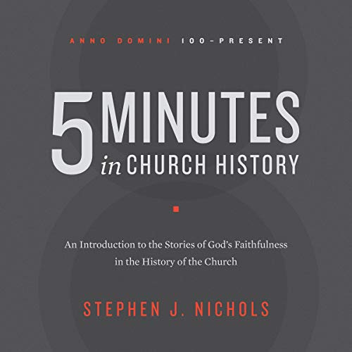 5 Minutes in Church History cover art