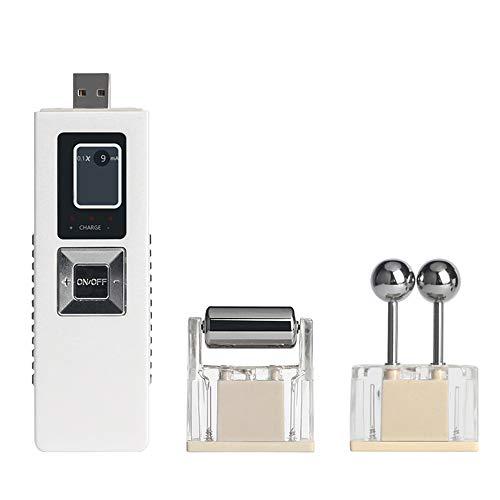 Elektroplattierung Mikrostrom Hautstraffung Maschine, Iontophorese Anti-Aging-Massagegerät, Hautpflege SPA Salon Schönheit, Gesichtsfarbe Gerät