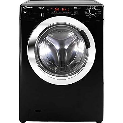 Candy Washing Machine Freestanding 1600rpm 10kg A+++ (Black)