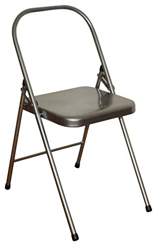 "Ananda Tall Backless Yoga Chair with Extended Base - Great for 5'8"" and Above"
