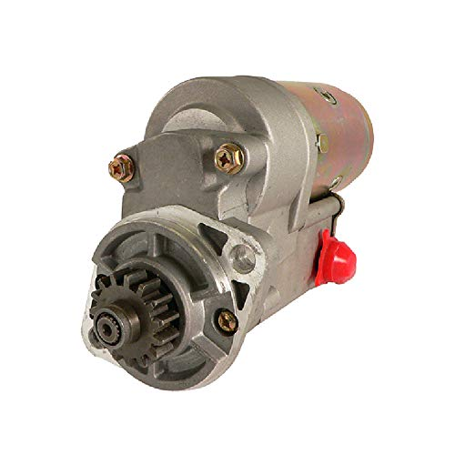 Complete Tractor New 4000-0100 Starter Compatible with/Replacement for Branson 3101-3180, 1700100A1, 4900574, A298007, 4000-0100