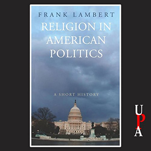 Religion in American Politics audiobook cover art