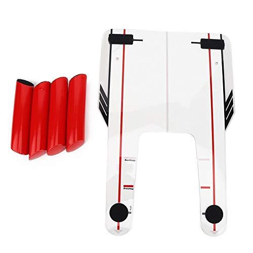 Heitune 4 Velocidad Varillas Golf Trainer Espejo Trampa de Velocidad bancada Formación ejercitador Equipo Practicar