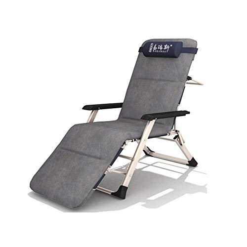 YLCJ Opvouwbare stoel ligstoel tuinstoel bureaustoel balkon siësta stoel draagbare multifunctionele luie rugleuning stoel ligstoelen voor outdoor tuin strandstoel indoor collapsibl 5 stuks.