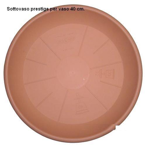 Vendilo Prestige Soucoupe pour Pot de 40 cm, Assortie, 40 cm