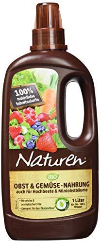 Naturen Bio Obst und Gemüse Nahrung, 1 L