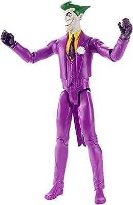 """Mattel DC Justice League Action The Joker Action Figure, 12"""""""