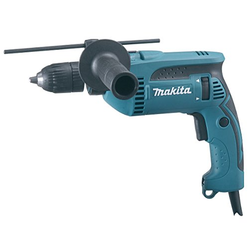 Makita HP1641 110 V Percussion Drill with Keyless Chuck