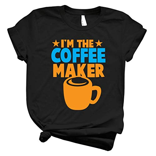 Amz-Choicez I M The Coffee Maker 54 Best Shirts for Boys Graphic T Shirts - Customize for Men Best