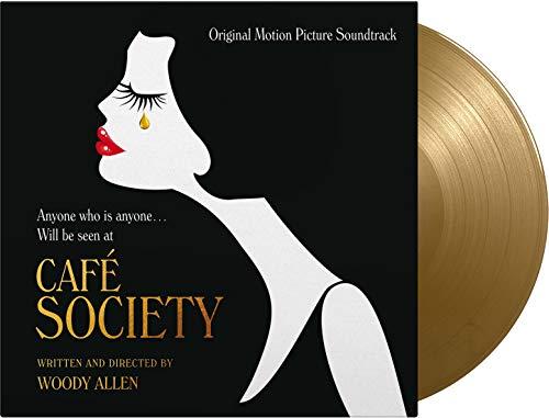 Cafe Society (180 Gr. Vinyl Solid Gold Gatefold Limited Edt.)