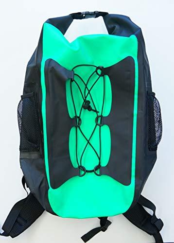 SINOTOP Original Dry Bag Rucksack ca 25 L Outdoorrucksack aus LKW Plane Wasserdicht für Sport, Fahrrad, Wandern, Trekking, Schützt vor Regen, Wasser, Sand, Feuchtigkeit