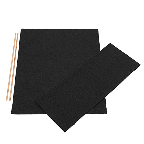 BANGSUN Director - Funda para silla (lona), color negro