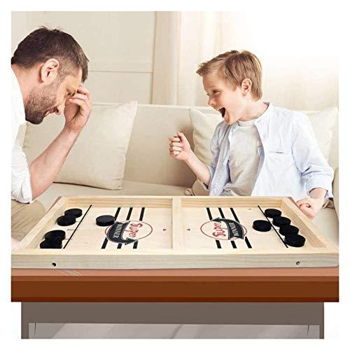 ZeYuKeJi Schnelle Sling Puck Spiel Brettspiele, Spieltisch Spiel, for Eltern-Kind-Interaktion, Spiel Spielzeug for Eltern-Kind