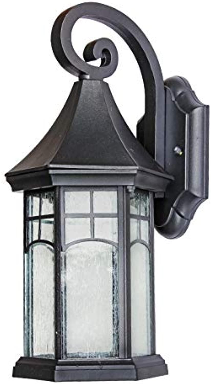 Auenwandleuchte wasserdichte Wandleuchte Gartenlampe Gangbalkon Treppenwandleuchte
