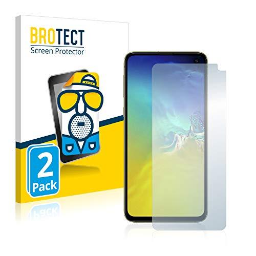 brotect Pellicola Protettiva Opaca Compatibile con Samsung Galaxy S10e Pellicola Protettiva Anti-Riflesso (2 Pezzi)
