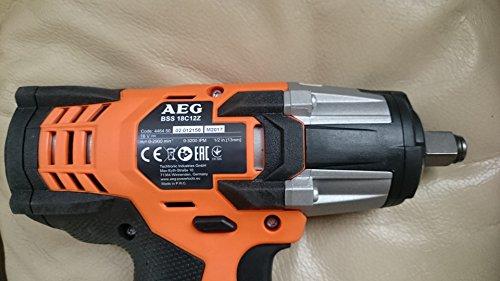 AEG Akku-Schlagschrauber mit Überlastschutz - 7
