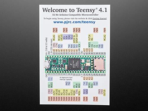 Teensy 4.1 (Sin Pins) 4
